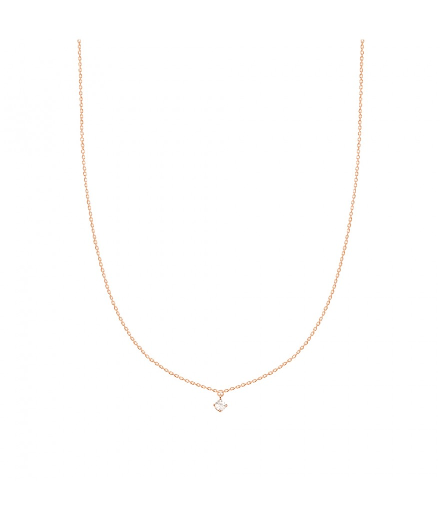 Collier Stardust 1 Diamant...
