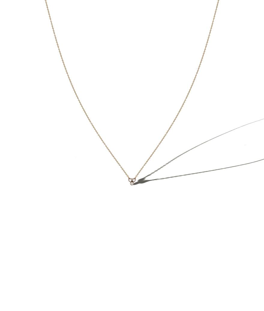 Collier Charnière Diamant
