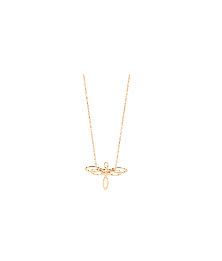 Collier Mini Dragonfly
