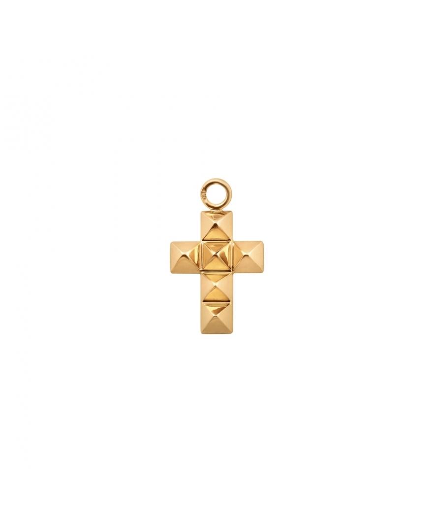 Pendentif Pyramide croix