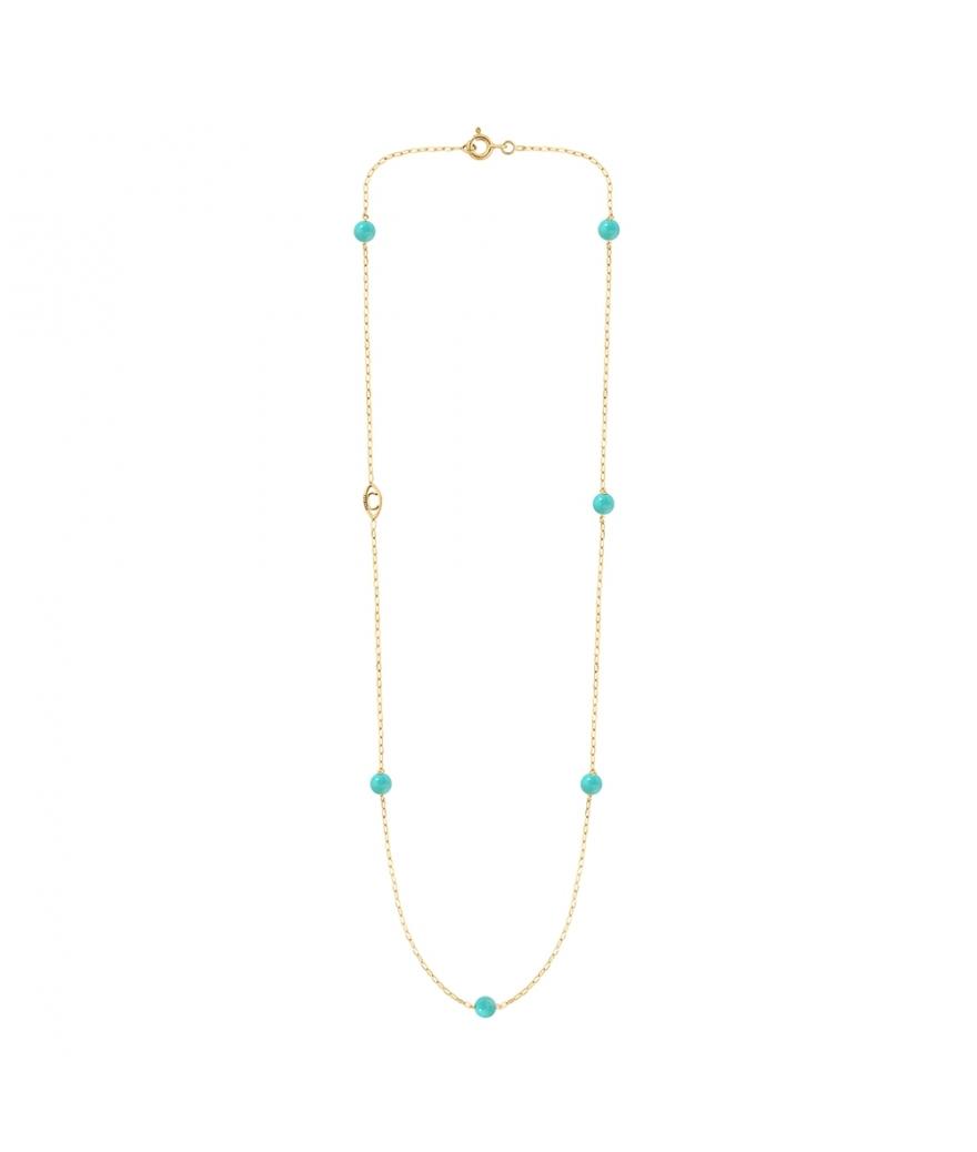 Collier Massilia Turquoise