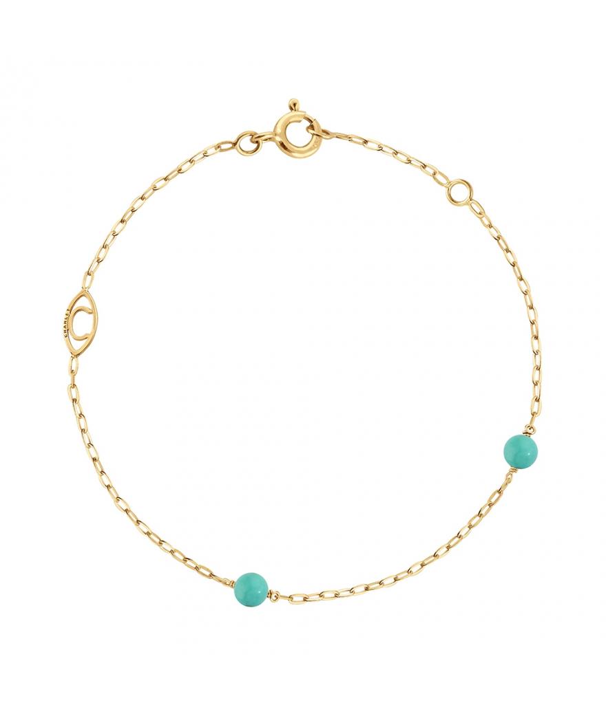 Bracelet Massilia Turquoise