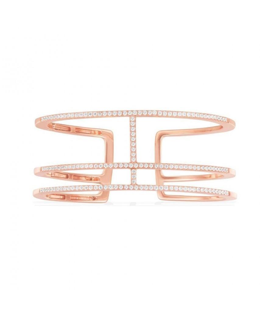 Bracelet Jonc Croisette...