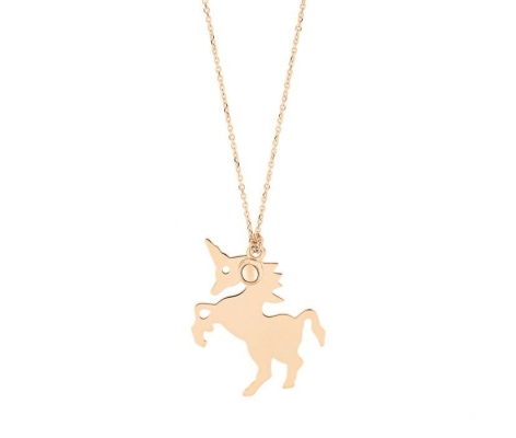 Pendentif Little Unicorn &...