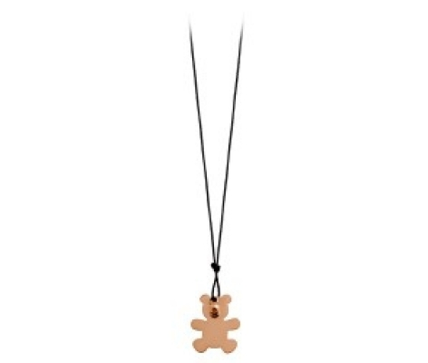 Collier Little Teddy Bear &...