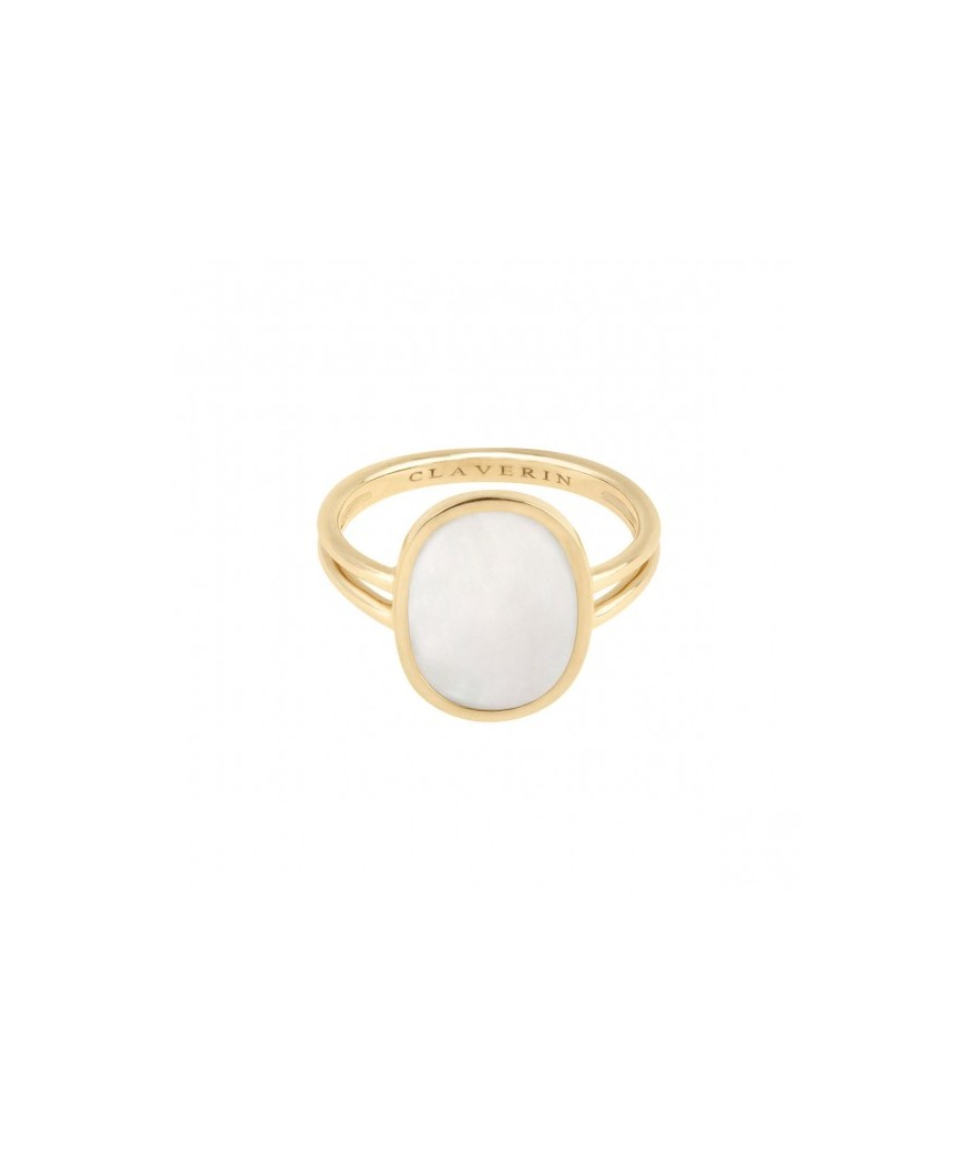 Bague Organic Other-Of-Pearl