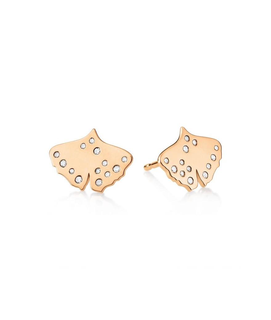 Boucles d'Oreilles Diamond...