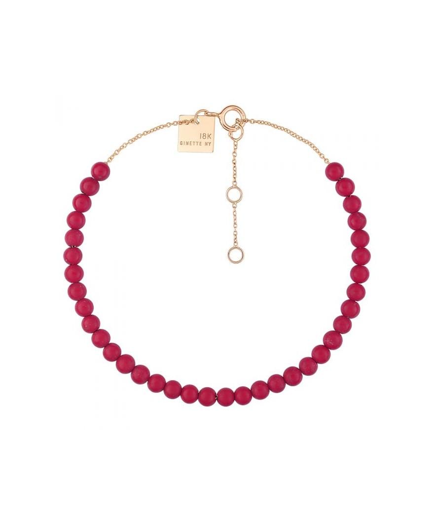 Bracelet Maria Mini Coral Bead